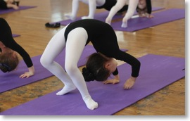 where we teach  stretch activities